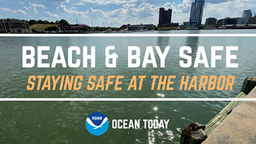 Join Ocean Today Host Symone Barkley and safety expert Bruckner Chase to learn tips you can use to stay safe in the water and have fun.