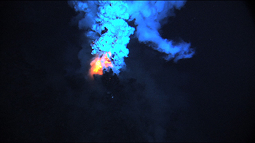 THE DEEPEST VOLCANO; PACIFIC OCEAN (Bonus 1)