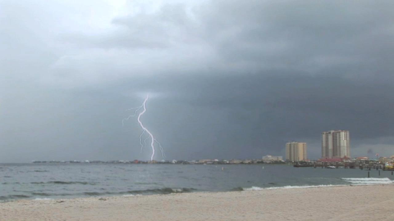 & When Lightning Strikes | Ocean Today