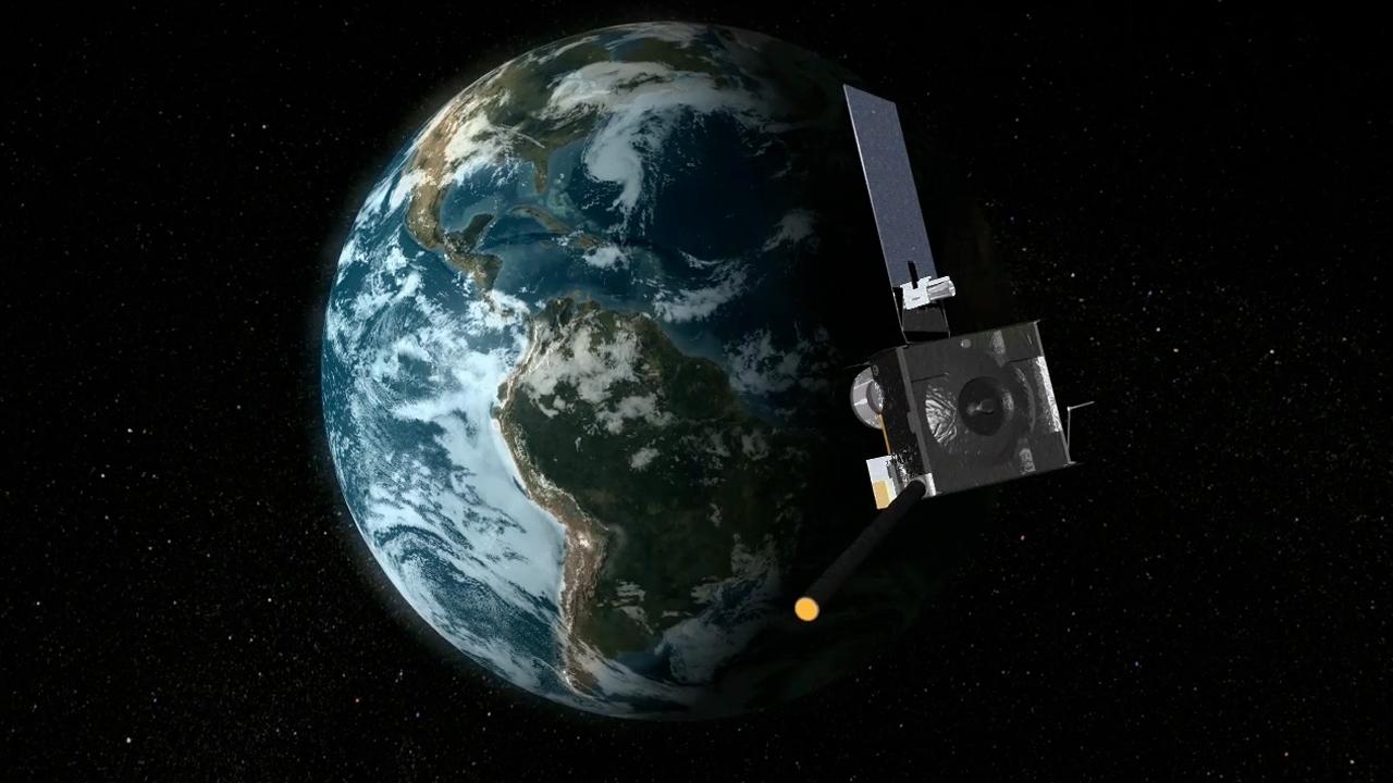 Satellites Ocean Today - Satellite view of earth today
