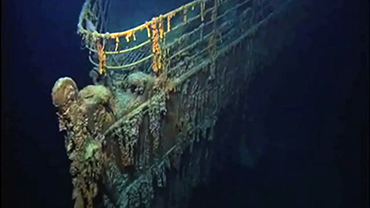 The Titanic Wrecksite